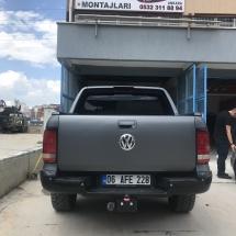 VOLSWAGEN AMOROK KAMYONET TAŞITI*OTO*ARABA*SUV/TEK KABİN ÇİFT KABİN/Arazi taşıtı çeki DEMİRİ Montajı ve araç proje Ankara