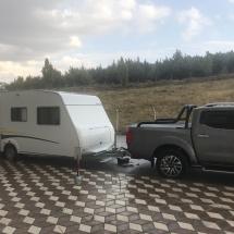 KARAVAN / Römorku, Çekmek için Çeki Demiri ve Çekme Karavan, Çeki Demiri Ankara